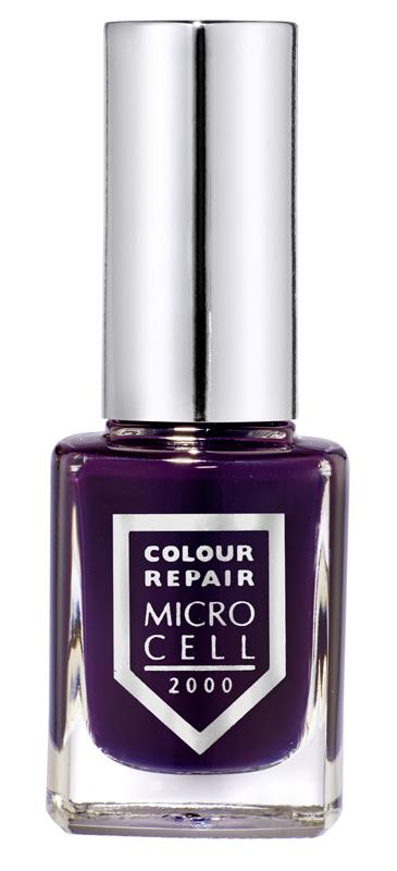 Micro Cell 2000 Nagellack, Shade of Purple 34120 dunkel Violett- Lila, Colour Repair, 11ml