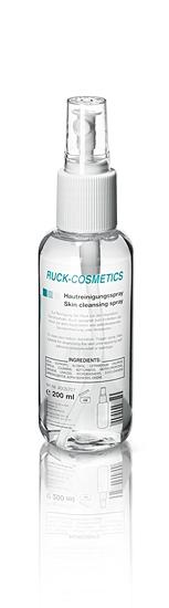 RUCK COSMETICS Reinigungsspray Vorbereitung zur Körper Enthaarung Waxing, 200 ml