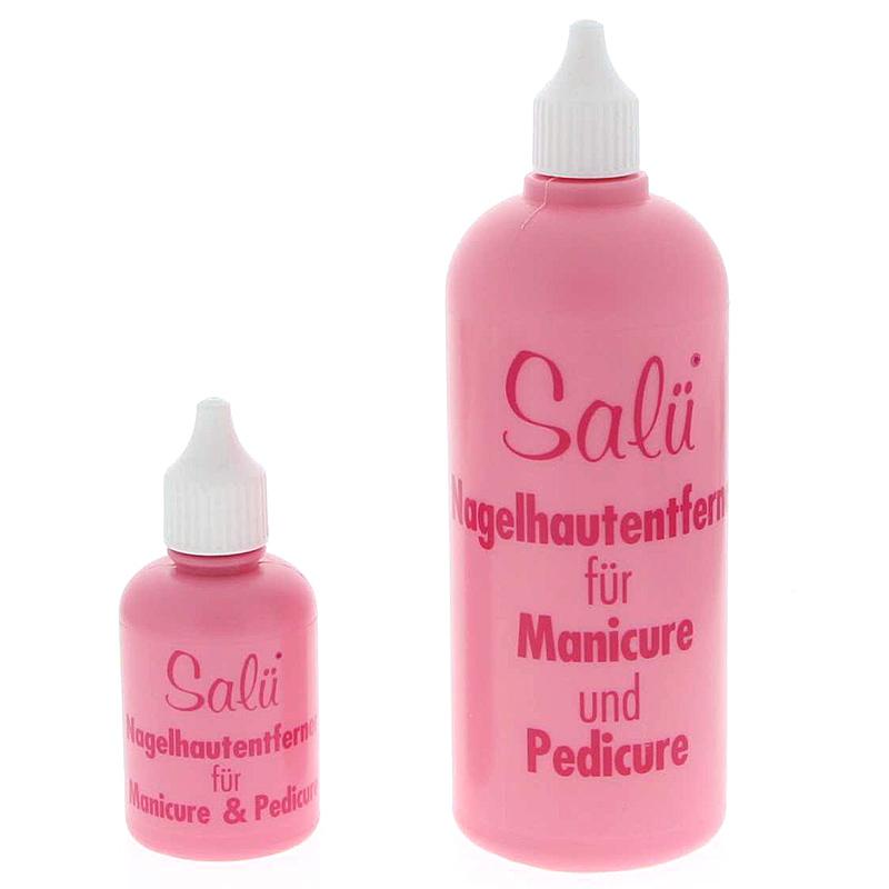 Salü Nagelhautentferner für Manicure und Pedicure, Lütticke,