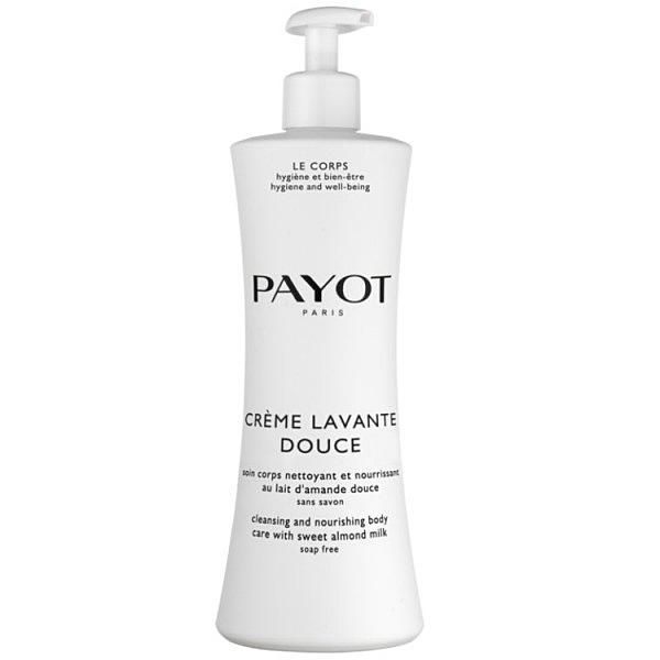 PAYOT Crème Lavante Douce, Reinigungsmilch Körperlotion, Bodylotion, Les Corps, 400 ml