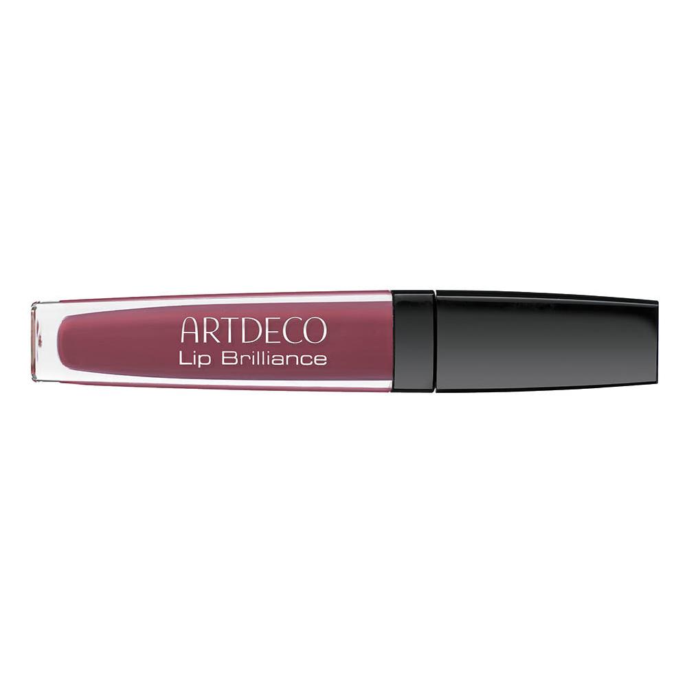 Lip Brilliance Lip Gloss, 78, lila Klee Lippenpflege mit Hyaluron, LSF 6, Artdeco
