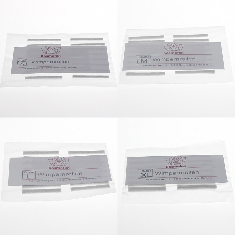 Kosmetex Wimpernrolle für Wimpernwelle für die perfekte Wimperndauerwelle
