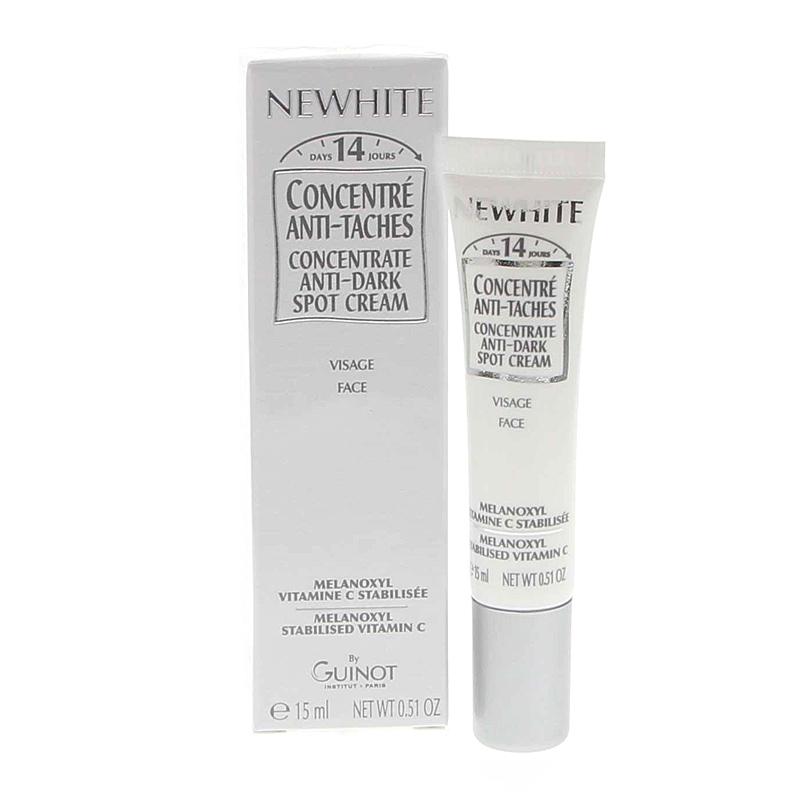 Newhite Concentré Anti Taches, Konzentrat gegen Pigmentflecken, GUINOT, 15ml