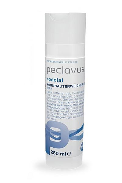 Peclavus Special Hornhauterweicher Gel Fußgel mit Urea, 250ml