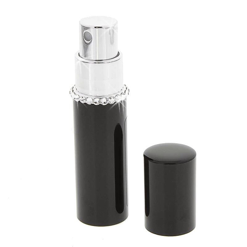 Parfümzerstäuber, Taschenzerstäuber Pump Zerstäuber für Unterwegs, 5ml