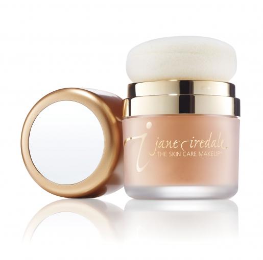 jane iredale Powder Me SPF 30 Tanned, Sonnenschutzpuder,getönt Enthält Titandioxid und sonnengetrocknete natürliche Tonerde