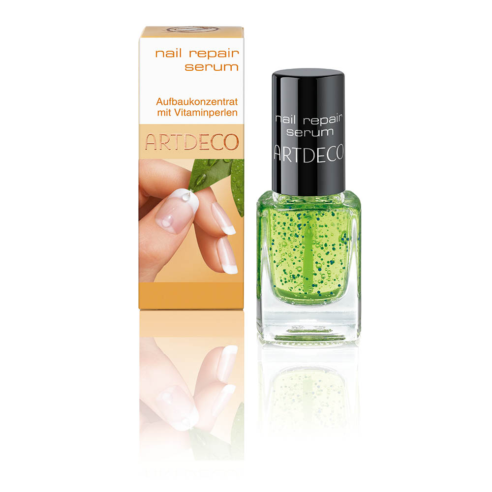 Nail Repair Serum, Aufbaukonzentrat mit Vitaminperlen, trockene Nägel, 10ml, Artdeco