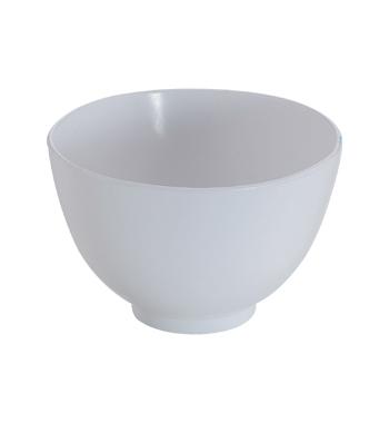 Flexibler Anmischbecher Kosmetex für kosmetische Basenlauge, Heilerde, Masken, Modellage, Packungen