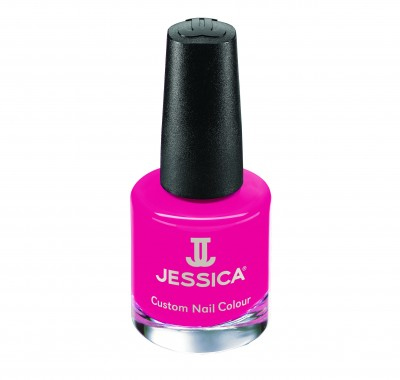 Jessica Nagellack 785, Farbe Pink, Social Butterfly rosa, 14,8ml
