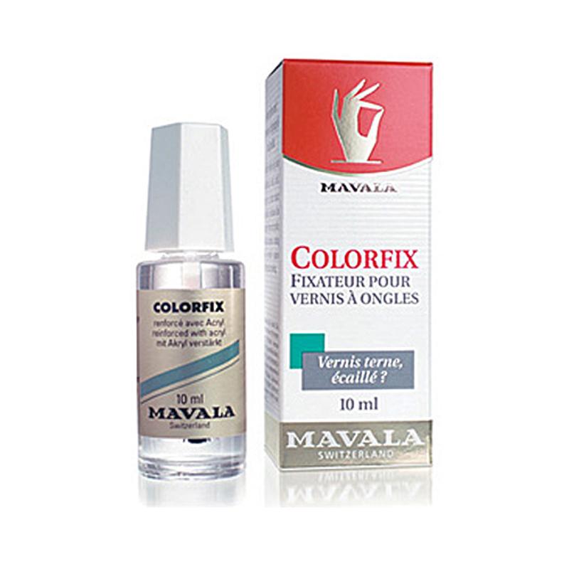 Mavala Colorfix, fixiert den Nagellack, Nagellackfixierer, 10 ml