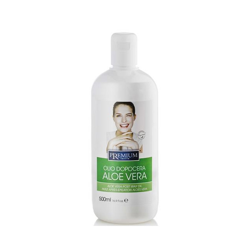 Premium Aloe Vera After Wax Öl, 500ml