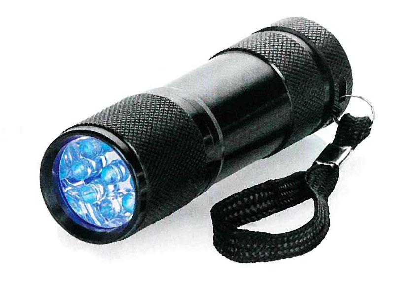 GEHWOL Gel UV Lampe für mobile Fußpflege, Gellampe für Aushärtung vom Nagel repair Gel UV Lampe