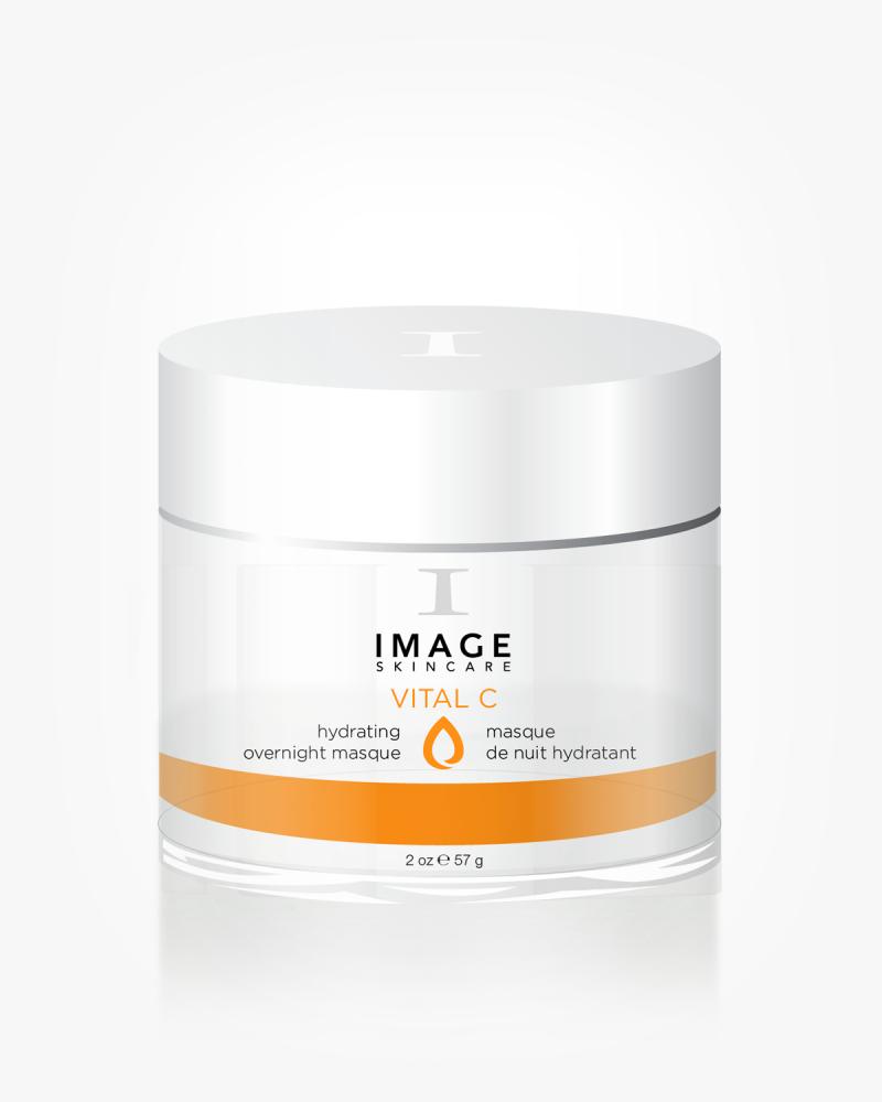 Image SkinCare Vitale C hyrating Overnight Masque 50ml Anti-Aging,3fachemMineralien-Komplex,Mit Hämatit und Malachit