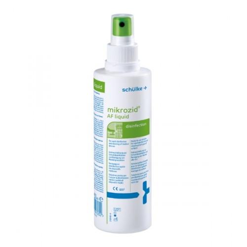 Schülke Mikrozid AF Liquid, Desinfektion und Reinigung von Flächen und Medizinprodukten, Hygiene, 250ml