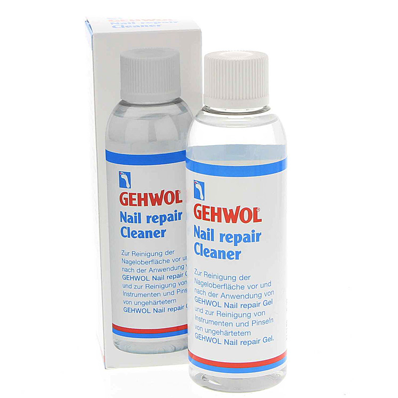 GEHWOL Nail repair Cleaner Nagelreiniger, 150ml