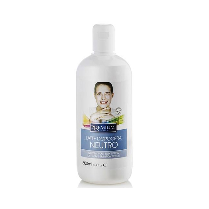 Premium After Wax Lotion Neutral Natur, 500ml