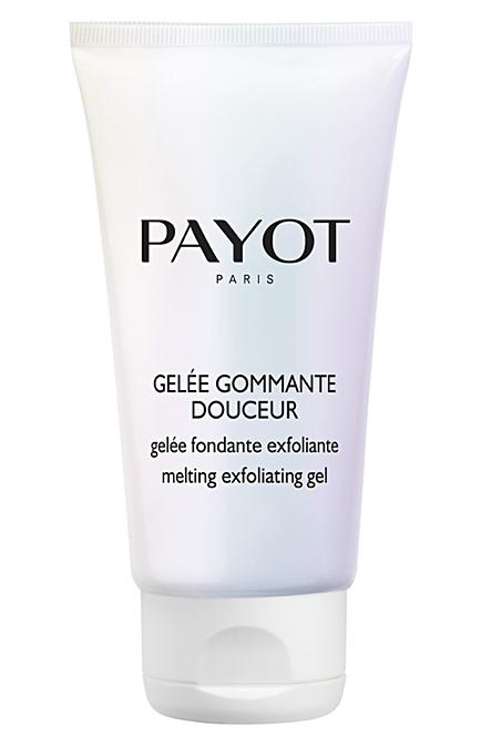 PAYOT Gelée Gommante Douceur, Peeling Gel, auch für extrem empfindliche Hauttypen, Les Démaquillantes, 50 ml