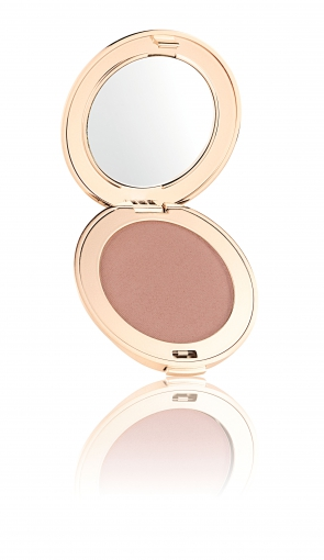 PurePressed Blush,Flawless , Puder Rouge Sanfter Pfirsich-Pink-Ton, Wangenrouge, jane iredale