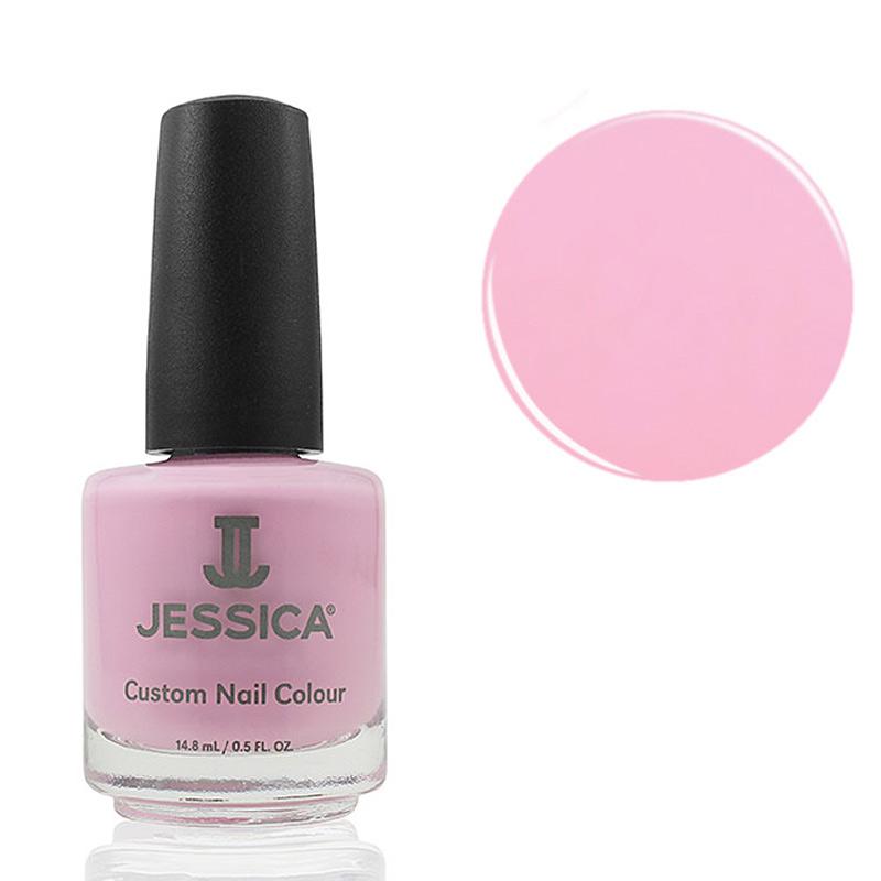 Jessica Nagellack 1112 Pink Daisy, Baby Rosa, Polished in Pastels, Pasteltöne, 14,8ml