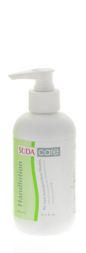Südacare, Handlotion, Süda, Handcreme pflegt und schützt die Hände im Beruf 200 ml