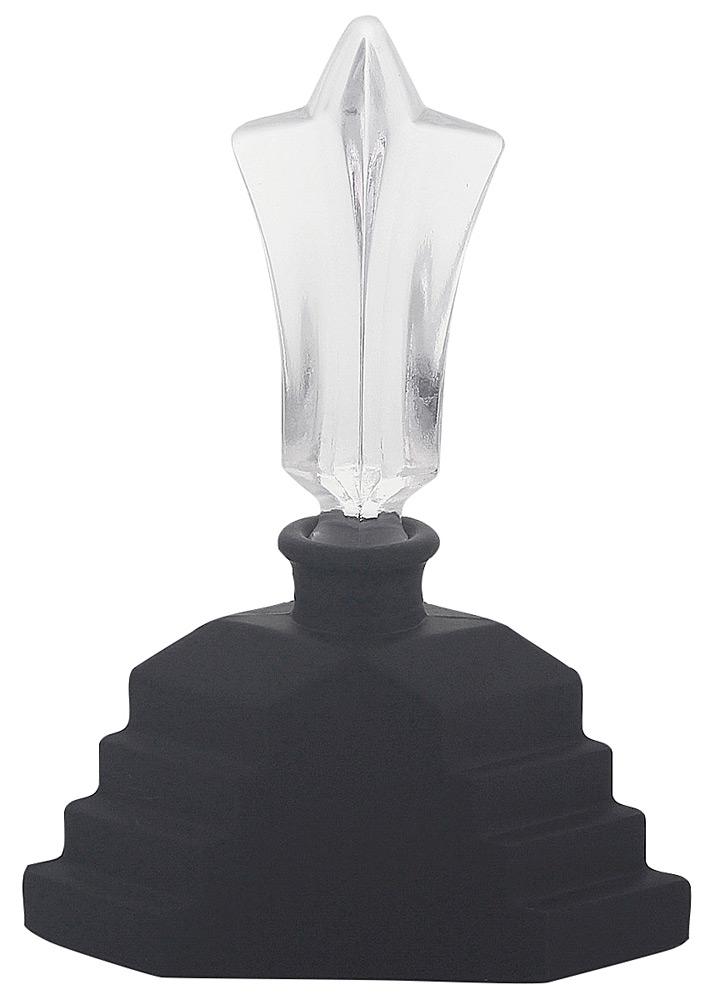 Parfümflakon, Glas-Flacon leer mit Glasstopfen Kosmetex Flakon f. Parfum, Colognes, 30 ml
