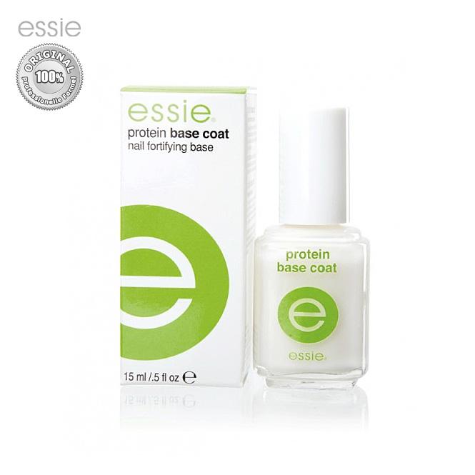 essie Unterlack Protein Base Coat Problemnägel, empfindliche Nägel, 15ml