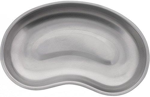 Nierenschale Kosmetex aus Edelstahl, lebensmittelecht, desinfizierbar, autoklavierbar, Metall Instrumenten-Schale, 25cm