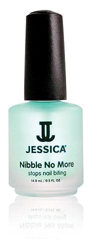 Nibble no More - gegen Nagelbeißen, Jessica Nagelpflege, Unterlack, 14,8 ml
