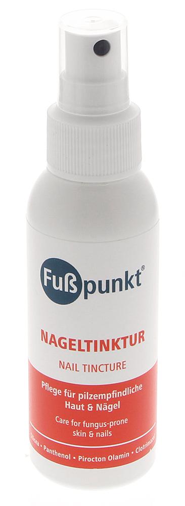 Fußpunkt Nageltinktur Spray 100ml