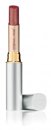 Just Kissed Lip Plumper NYC, rotbraun Gold von jane iredale Lässt die Lippen voller aussehen, Pflegt die Lippen