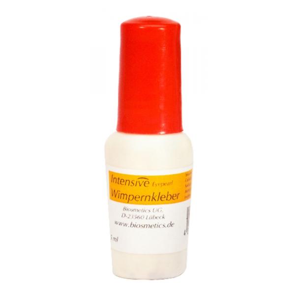 Intensive Wimpernkleber 5 ml zur Befestigung der Wimpernröllchen bei der Wimpernumformung