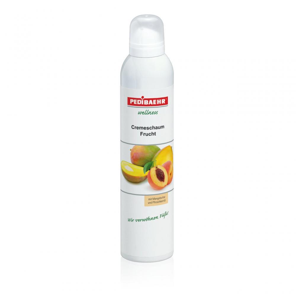 Wellness Cremeschaum Frucht PediBaehr 300 ml