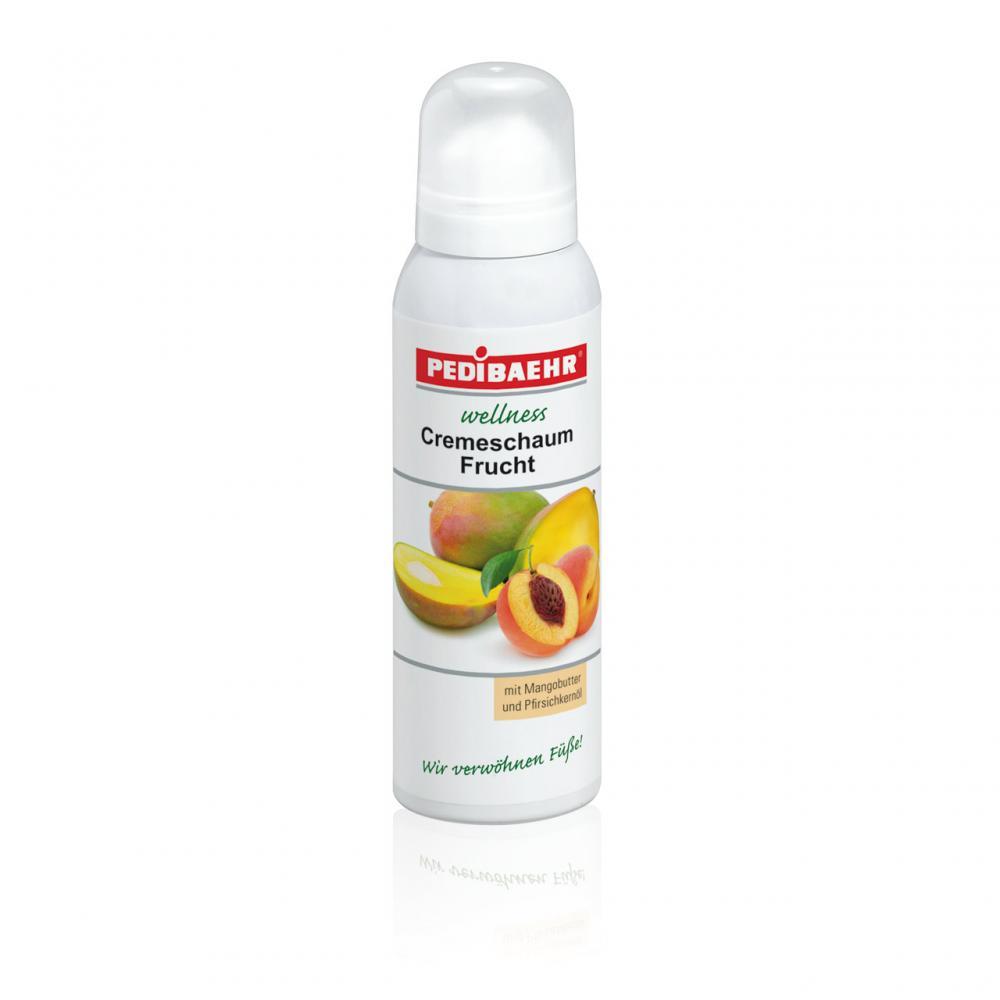 Wellness Cremeschaum Frucht PediBaehr 125 ml