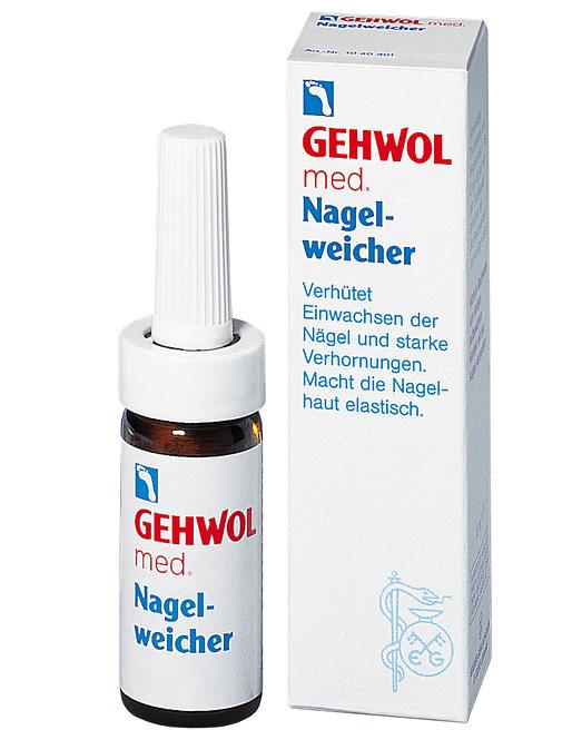 GEHWOL med. Nagelweicher, Pflegelotion bei eingewachsenen Nägeln, 15 ml