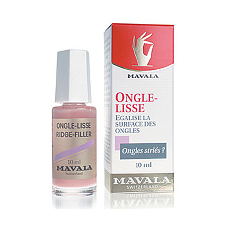 Mavala Nagelglätter, behebt Unebenheiten der Nageloberfläche, 10ml