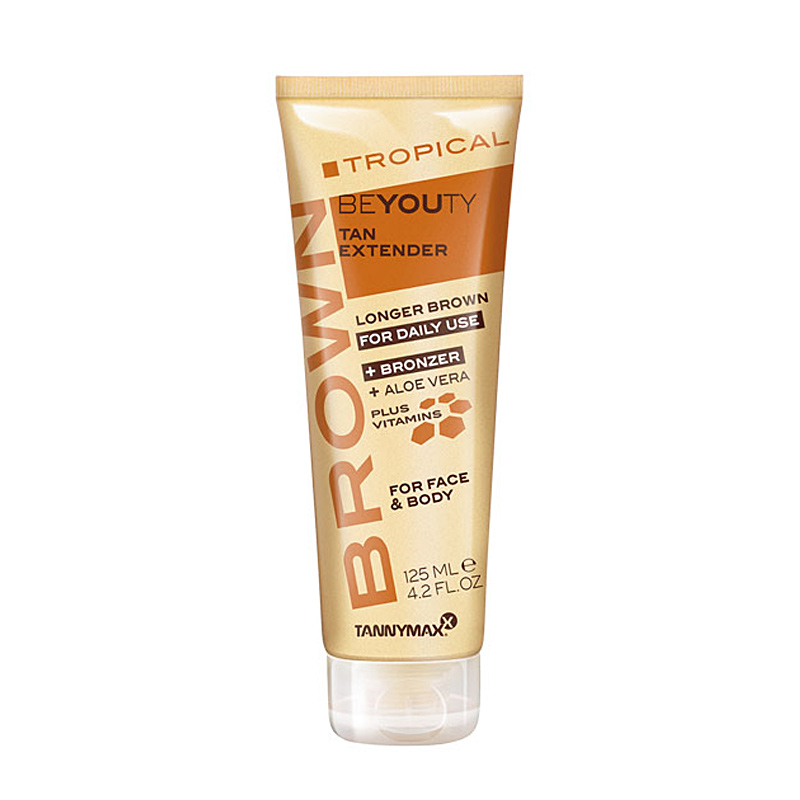 Tannymaxx Tropical Beyouty Tan Extender, 125ml
