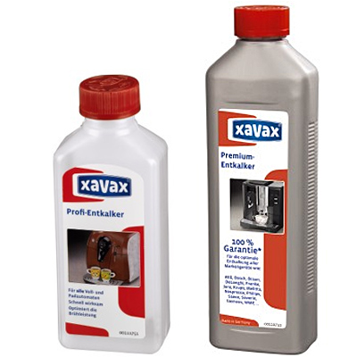 Xavax Profi Entkalker, Kaffemaschinen , Vollautomaten, Padmaschinen, Teekocher, Wasserkocher