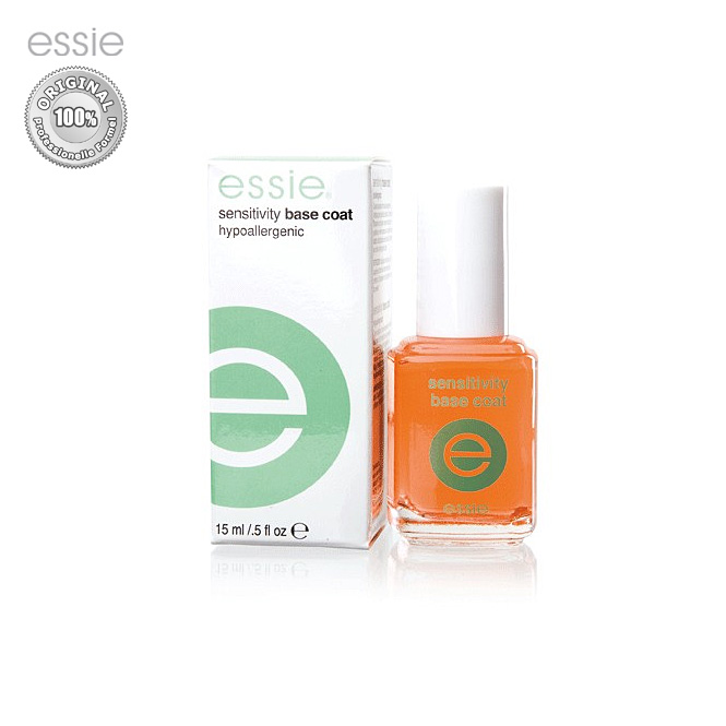 essie Unterlack Sensitivity Base Coat Problemnägel, empfindliche Nägel, 15ml