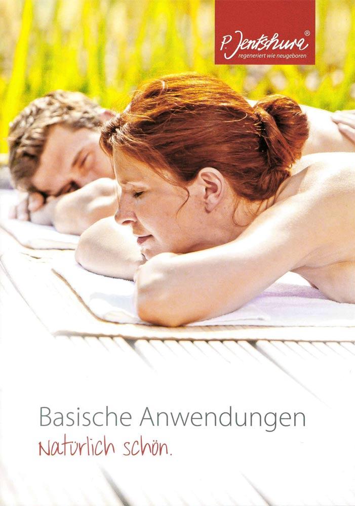 Infoheft: Jentschura Basische Anwendung, natürlich schön , A5, 31 Seiten