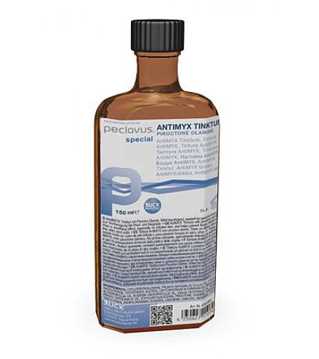 Peclavus Special AntiMYX Tinktur Anti Fußpilztinktur mit Pirocton Olamin, 200 ml