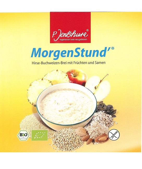 Jentschura Infoheft: Rezepte mit MorgenStund , A5, 20 Seiten