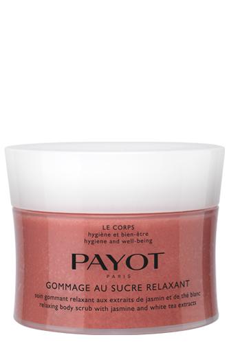 Payot Gommage Au Sucre Relaxant, Körper-Peeling, Wohlbefinden und Entspannung, Haut-Reinigung, Pflege, 200ml