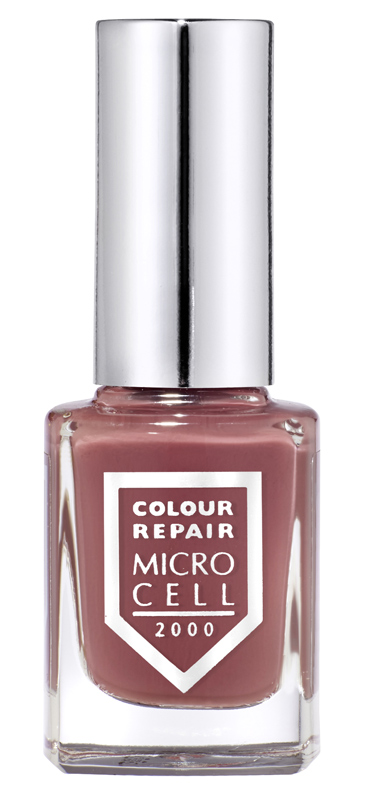 Micro Cell 2000 Nagellack, Sunset Mauve 34050, Rot- Braun , Colour Repair, 11ml