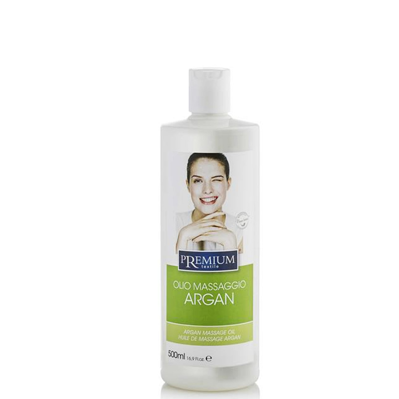Premium Massage-Öl Argan, 500ml