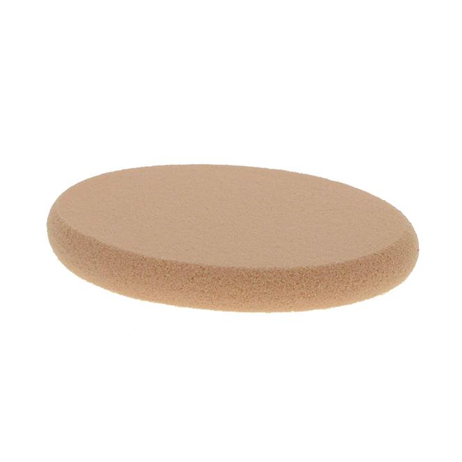 Make-up Schwämmchen Kosmetex, beige, MakeUp Schwamm oval, 7,5 cm