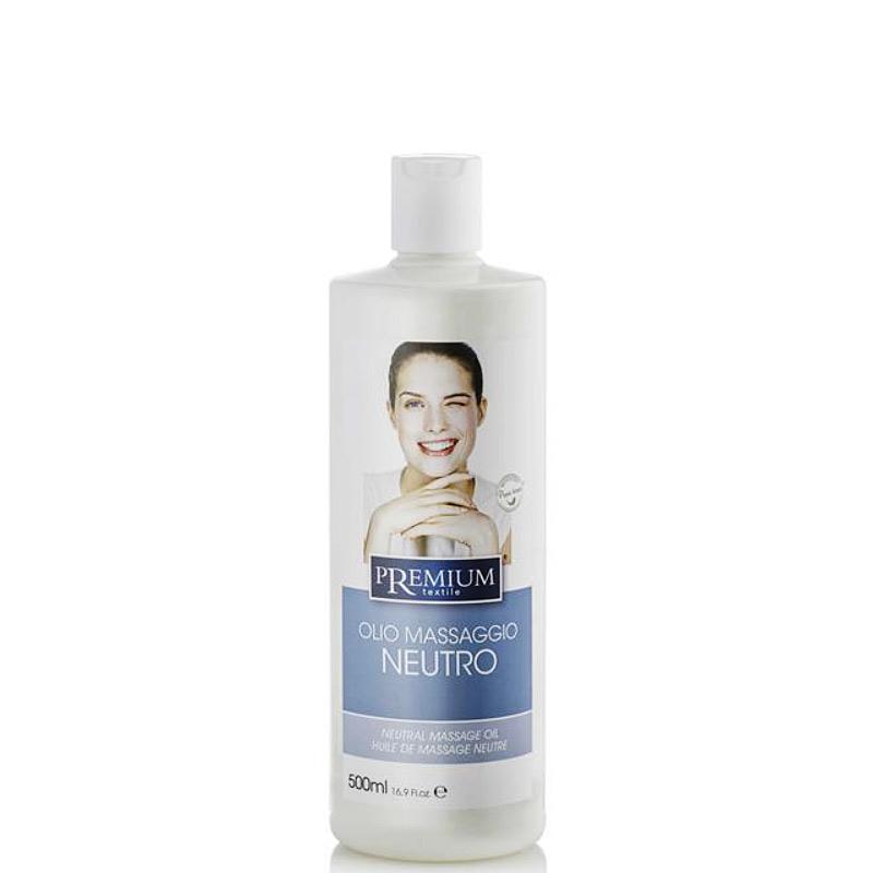 Premium Massage-Öl Neutral, 500ml