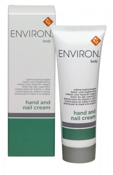 Environ Hand and Nail Cream, Body feuchtigkeitsspendende Handcreme, 50ml