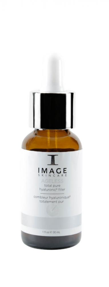 Image SkinCare Ageless Total Pure Hyaluronic Filler 30ml reduzieren die Faltentiefe in 100% aller Fälle nach 28-tagen