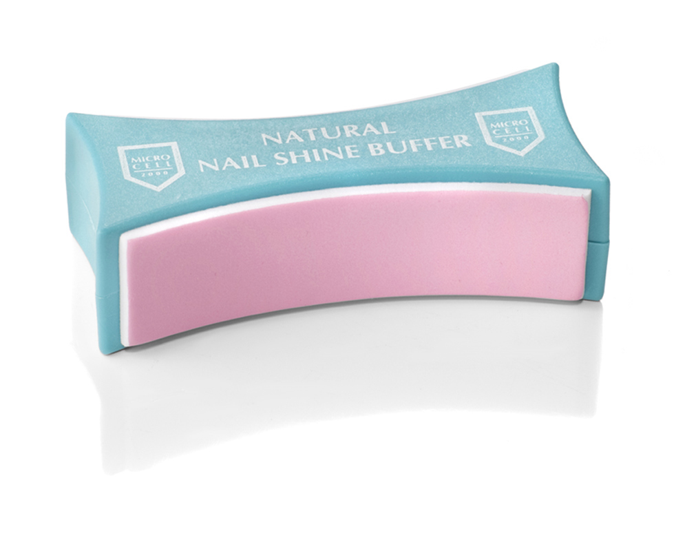 Micro Cell 2000 Natural Nail Shine Buffer für ein gesünderes und gepflegteres Aussehen