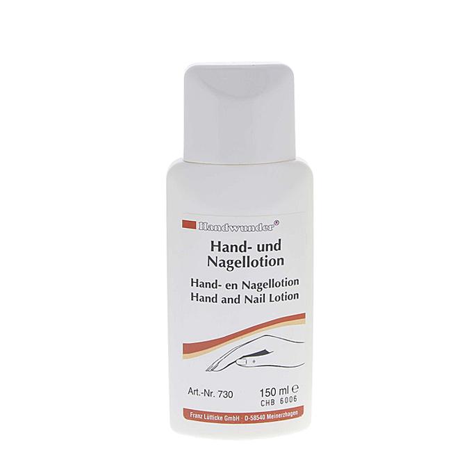 Handwunder Hand- und Nagellotion. Schnelle Intensivpflege als nicht fettende Lotion 150 ml